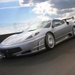 Product Design / Design Management : Ferrari-IDING F460GT